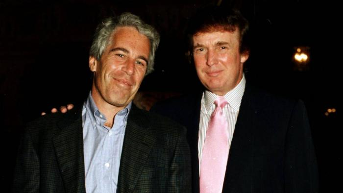Jempsey y Trump