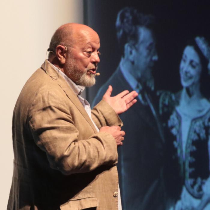 Ramón Barranco, director artístico del Teatro Sánchez Aguilar