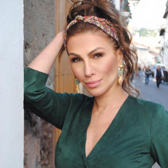 Diana Aboujian, actriz