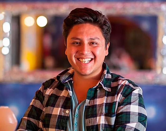 Paúl Lalaleo-Comediante-Quito