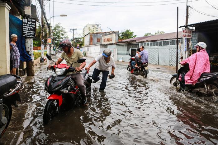 Ho Chi Minh_Vietmam_Inundaciones