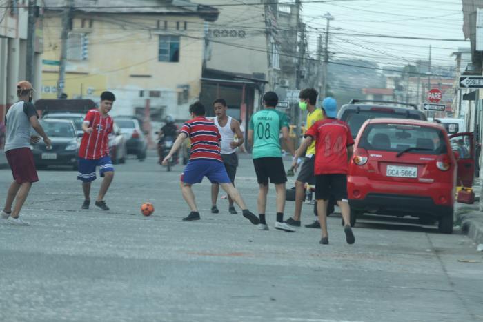 deportes en barrios