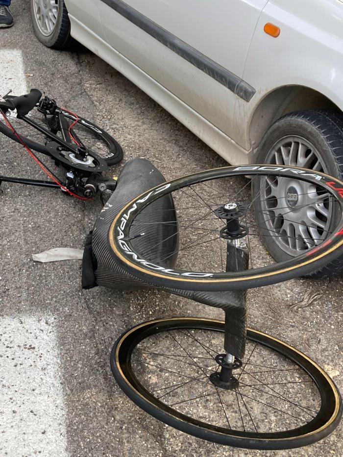 Alex Zanardi ciclismo paralímpico accidente