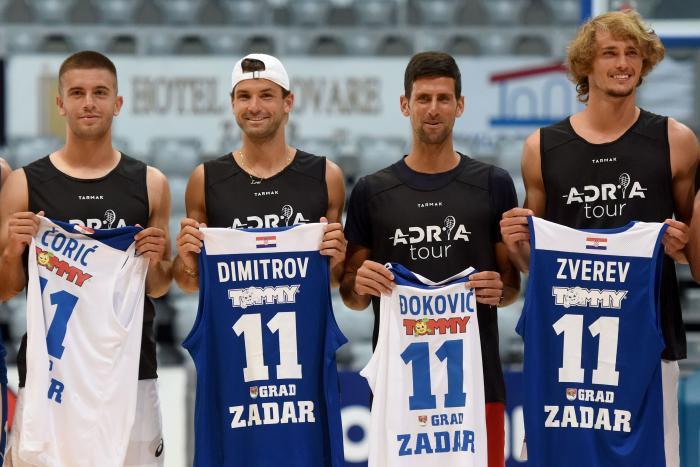 Adria Tour competidores Serbia
