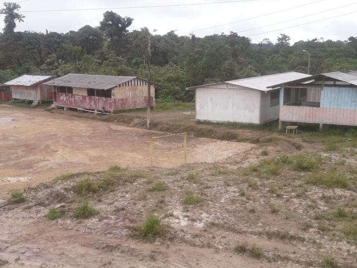 Escuela Misael Nastacua Esmeraldas 2020