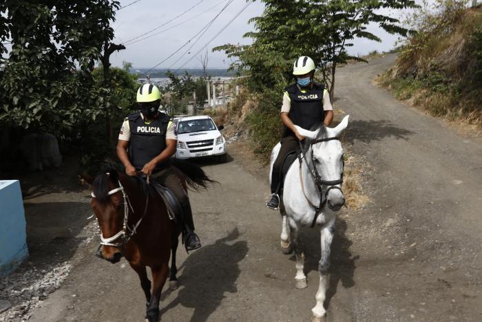 POLICIA ECUESTRE QUE H(32035327)