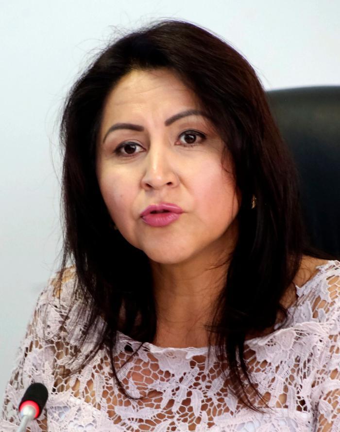 Asambleísta Ximena Peña