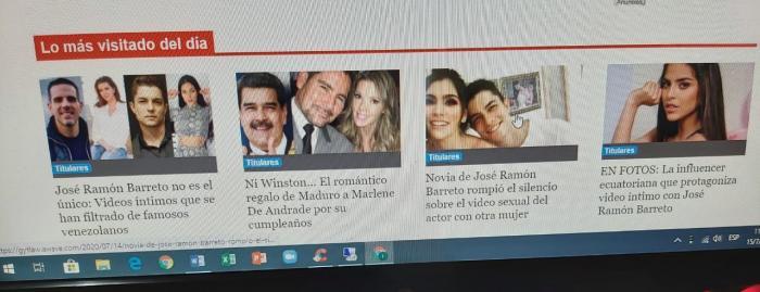 Medios venezolanos