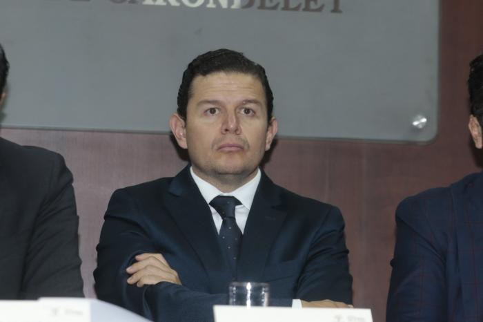 Juan Sebastián Roldán pasa a liderar la Secretaría General de Gabinete.