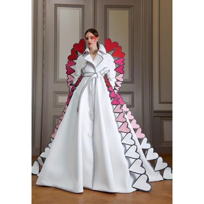 Vestido de Viktor&Rolf, colección Otoño-invierno 2020