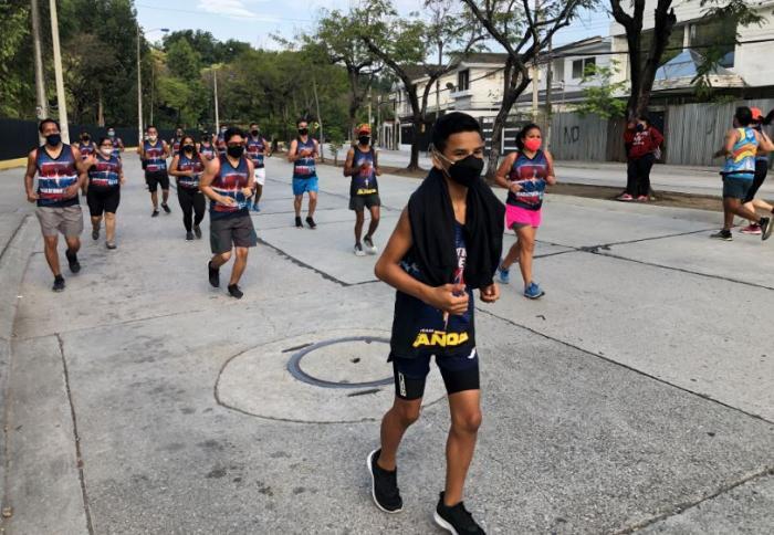 Marathon Runners Guayaquil