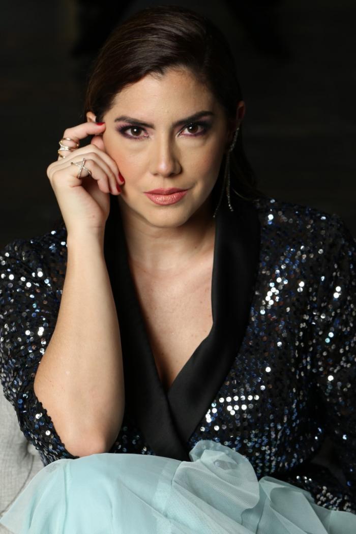 Daniela Guzmán, asesora de imagen