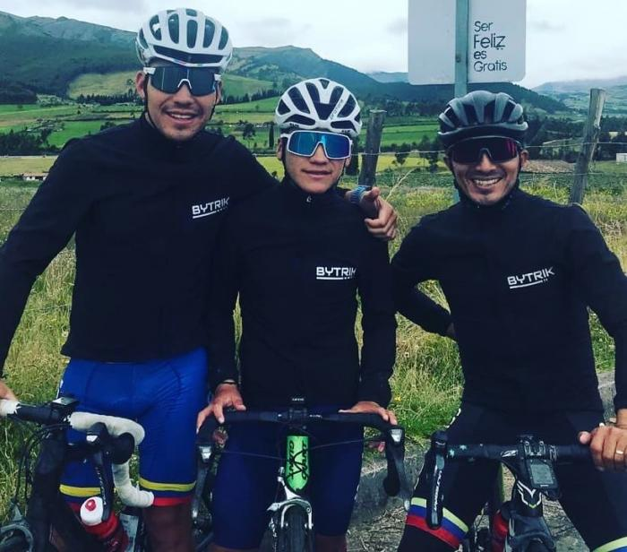 Byron Guama emprendimiento ciclismo