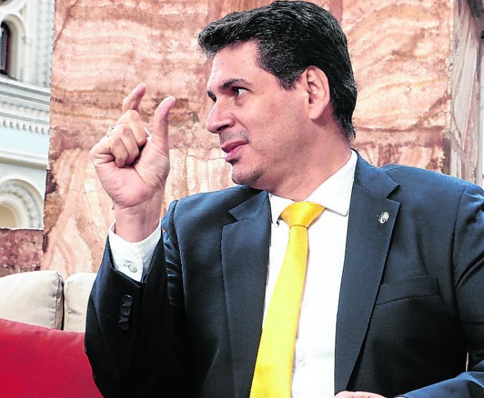 Pedro Palacios, alcalde de Cuenca