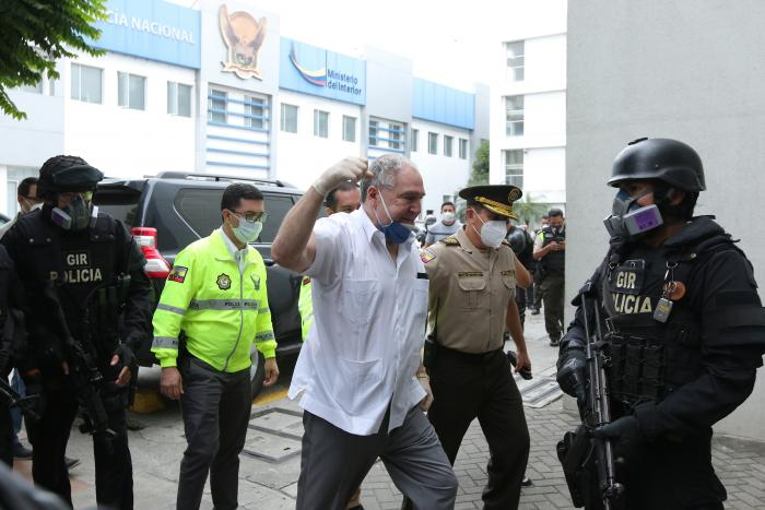 bucaram detenido
