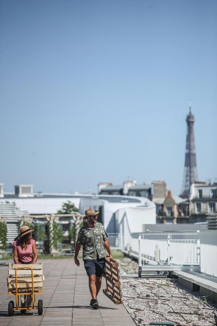 Huerto Urbano_París_recinto ferial
