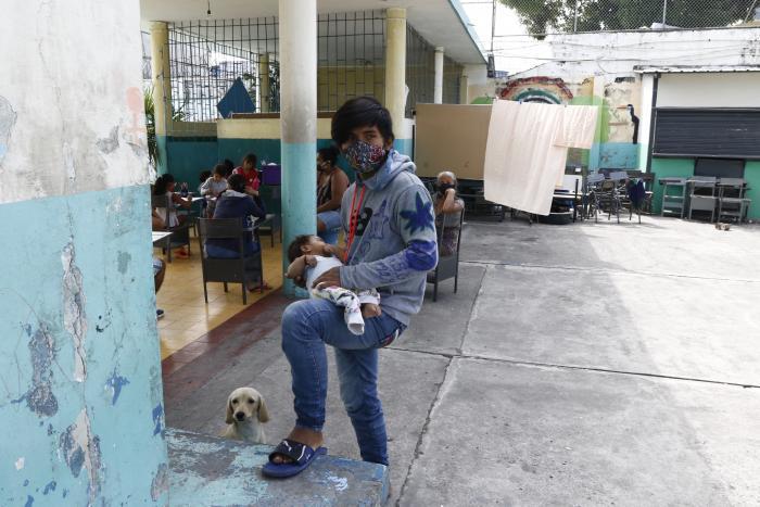escuela refugio
