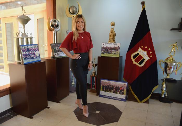 Samantha-Yépez-DeportivoQuito-presidenta