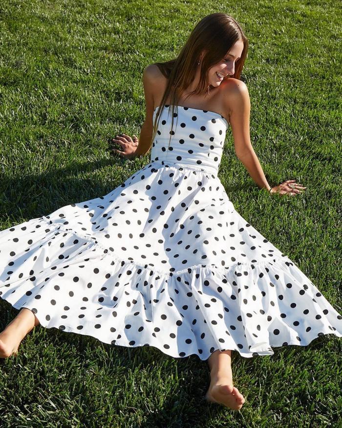 Vestido, creación de la actriz Gwyneth Paltrow.