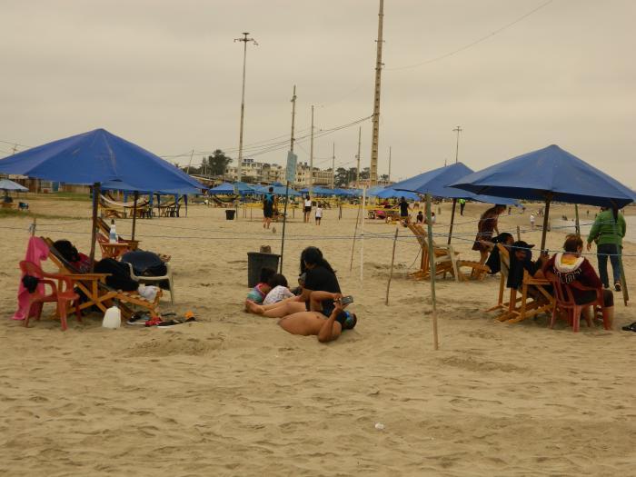 Playas reactivación
