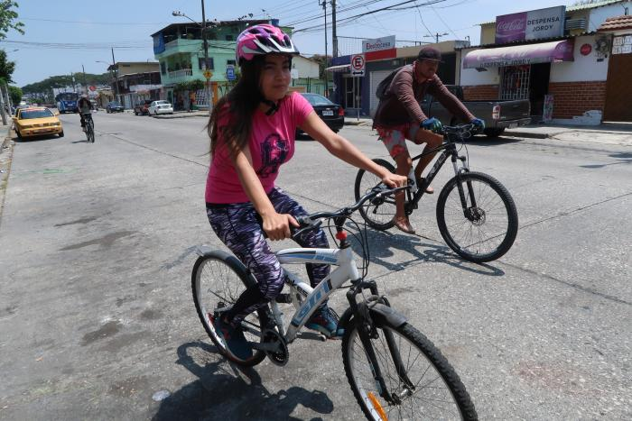 CICLISTAS GUAYAQUIL
