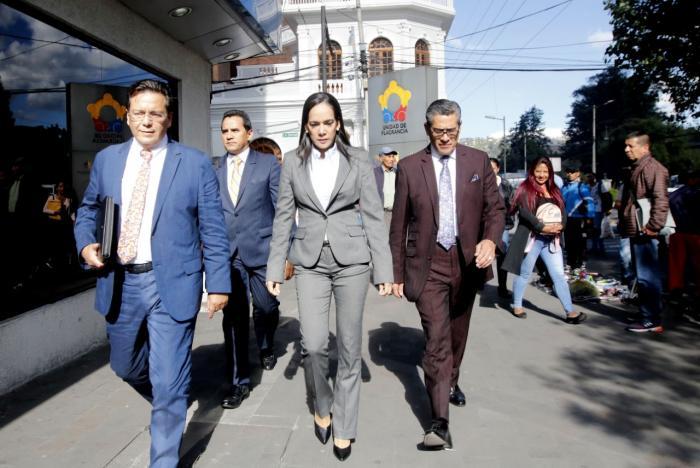 Viviana Bonilla, sentenciada por el caso Sobornos.