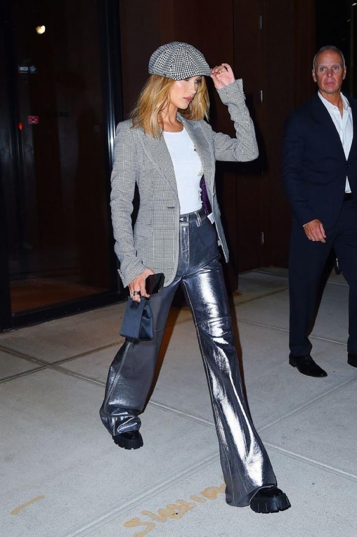 Moda pantalón