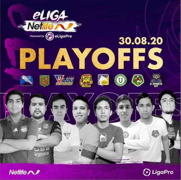 Playoffs-eLigaPro-Fifa20-Ecuador