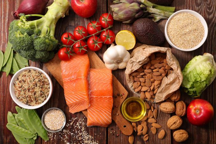 Alimentos que se deben incluir en la dieta diaria