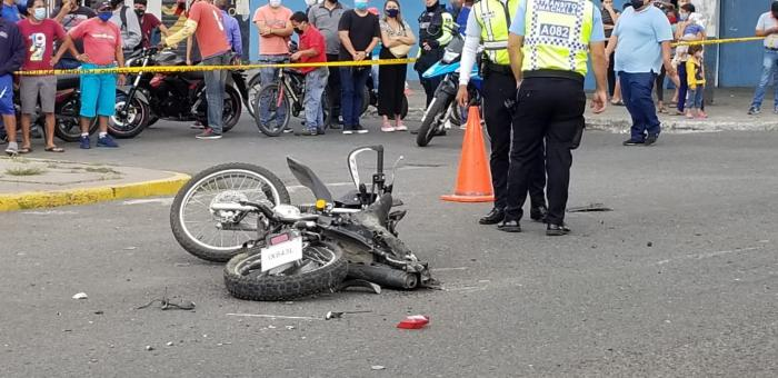 Accidente Machala
