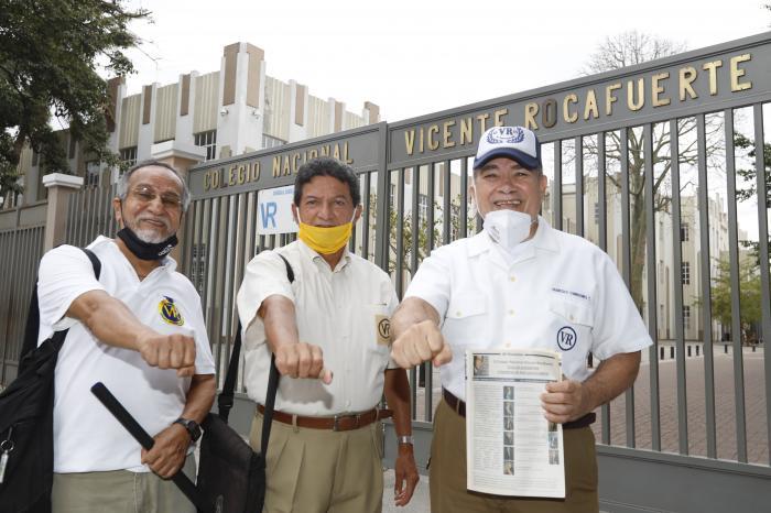 Colegio Vicente Rocafuerte_Ex alumnos