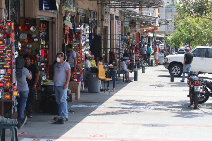 Imagen Calle Ayacucho (2