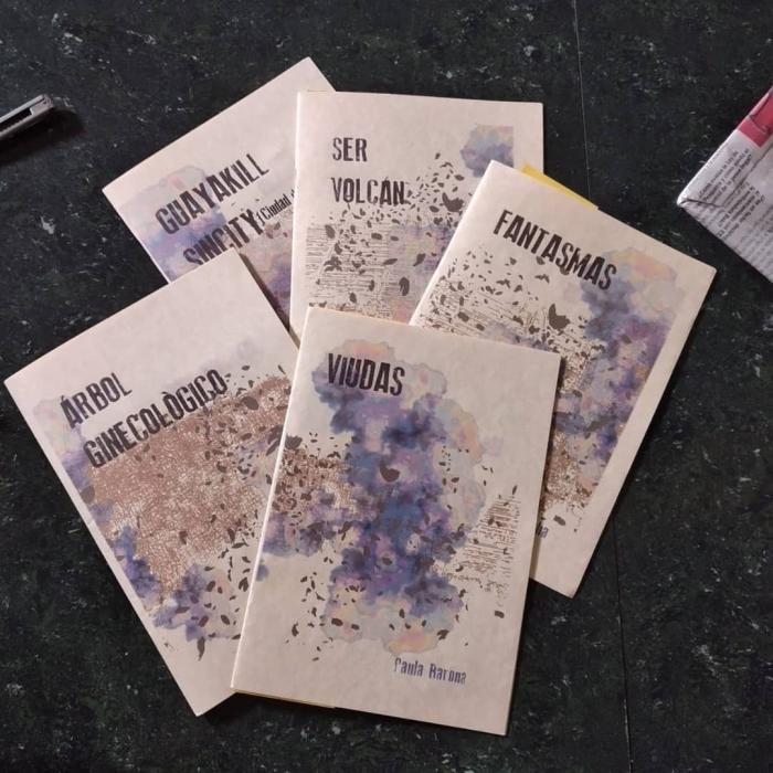 Fanzines-Minga-Poética