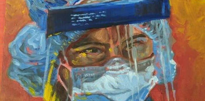Pintor de la pandemia