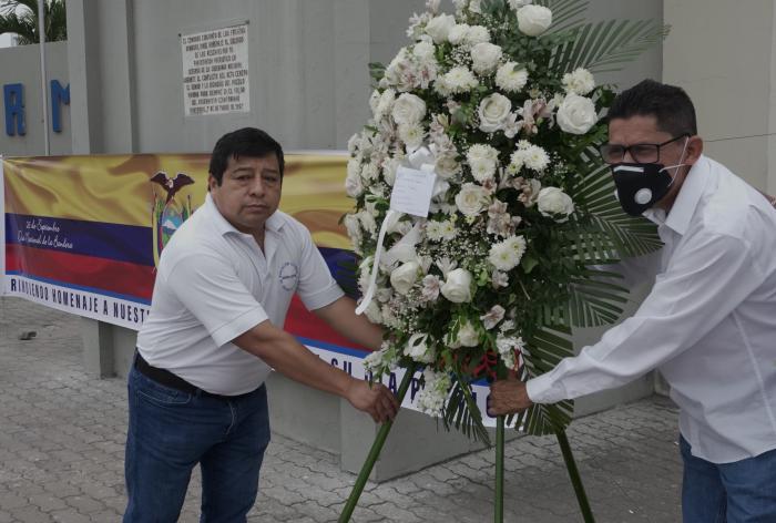JURAMENTO DE LA BANDERA