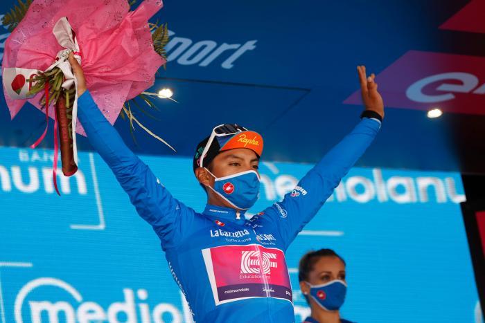 Jonathan Caicedo Giro de Italia Etapa 4