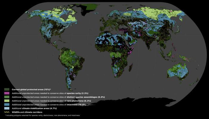 mapa digital contaminación