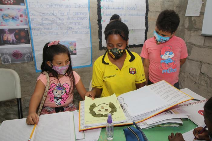 Educación Monte Sinaí