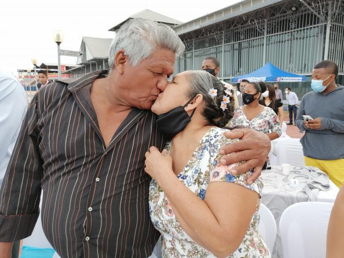 Luis Guano y Luisa Rodríguez