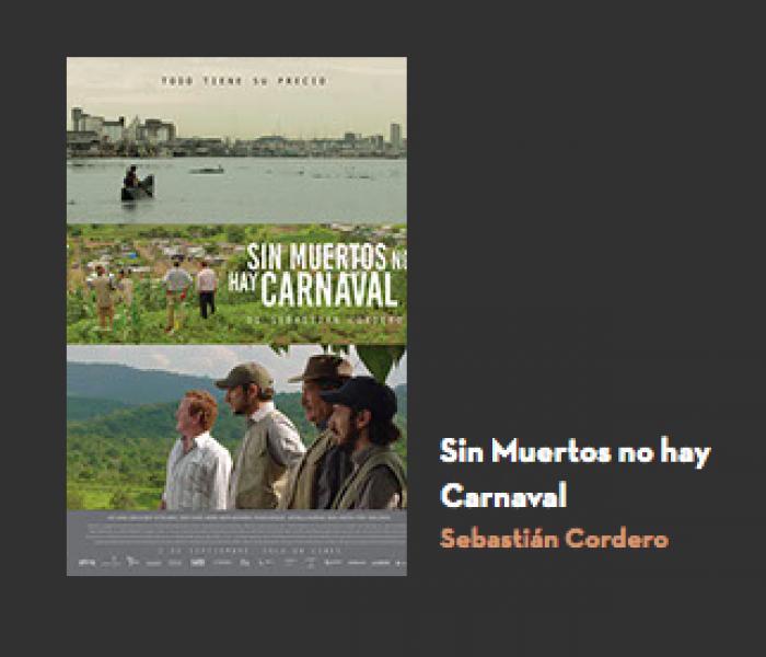 Sin muertos no hay carnaval_Premios Colibrí 2020