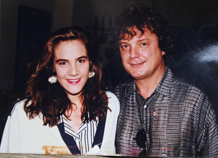 Irene González y Braulio