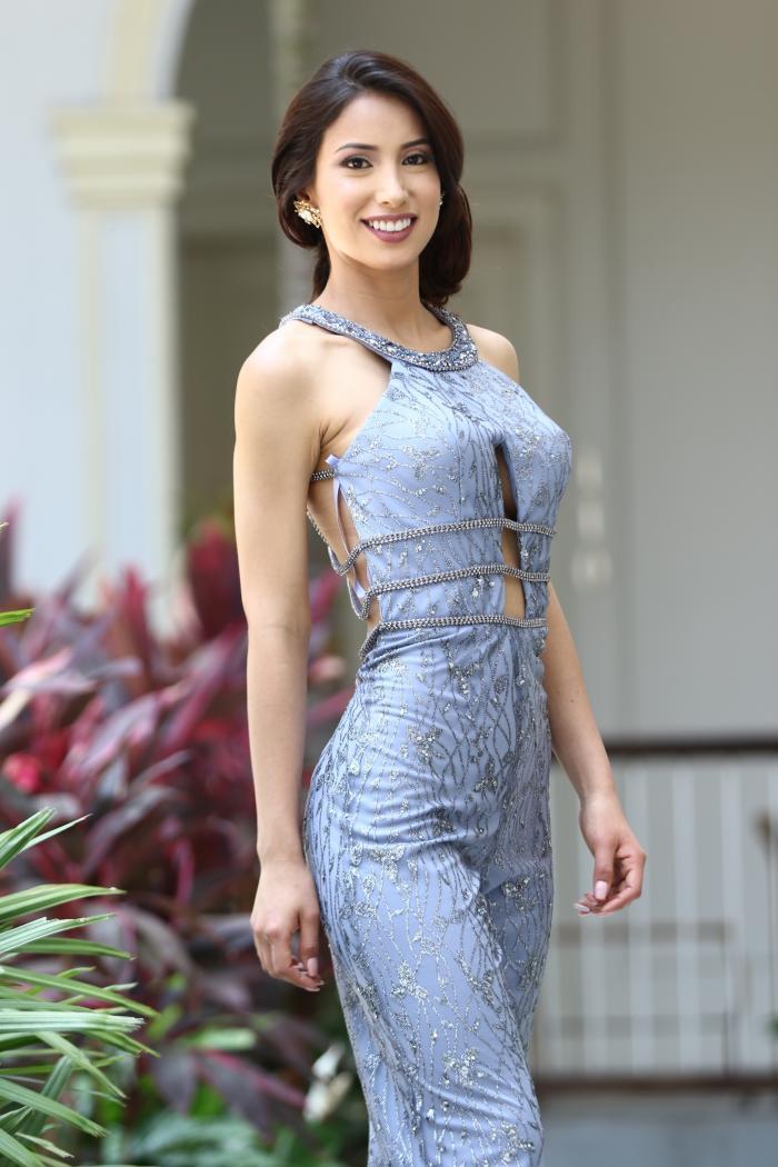 Miss Ecuador Leyla Espinoza