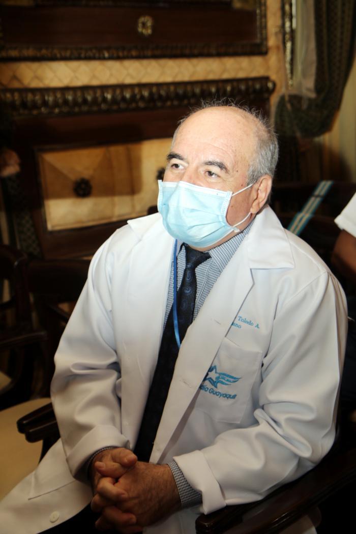 Doctor Patricio Toledo