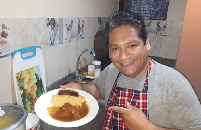 Carlos Julio Gurumendi.