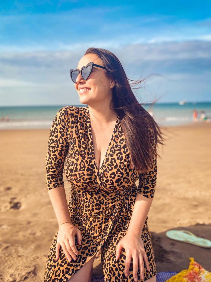 Carolina Mella.