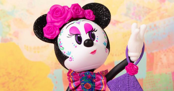 La Minnie Mouse catrina