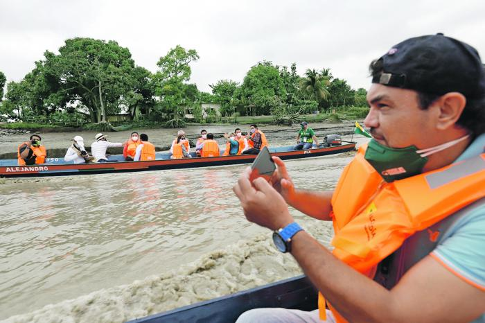 Turismo_Paseo fluvial_Samborondón