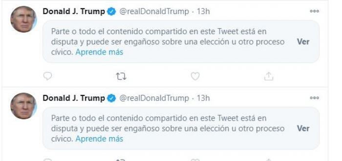 donald-trump-twiter-enganoso-estados-unidos-elecciones
