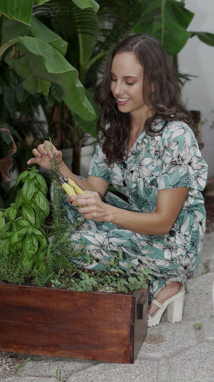 Camila Arnés, ambientalista