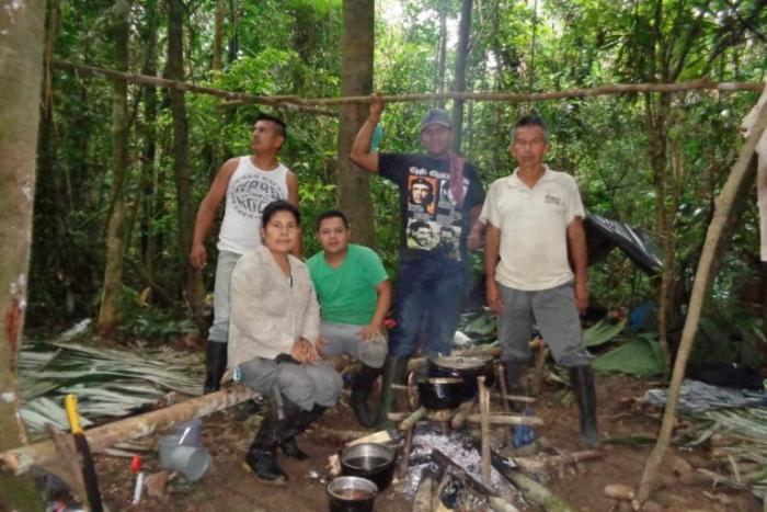 ecuador-mujer-guardaparque-Vilma-Lucero-Reserva-Produccion-Fauna-Cuyabeno-covid